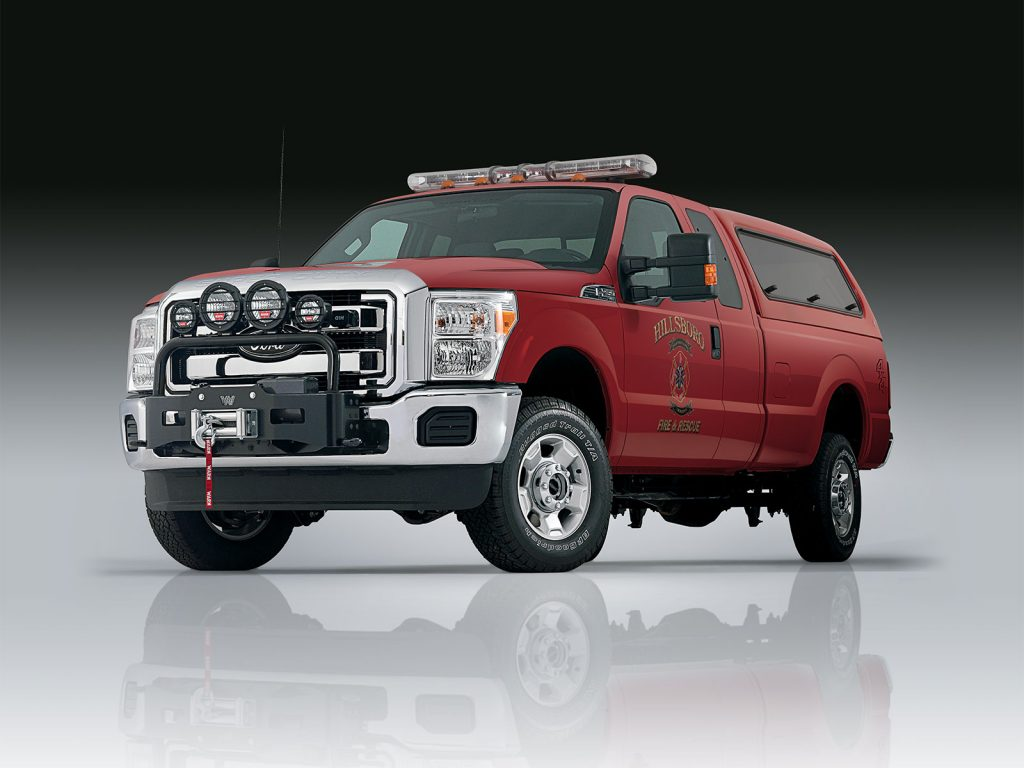 photo shoot retouch warn super duty